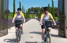 Provence Luberon Biking Tour