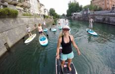 Slovenia SUP Adventure (3 days) Tour