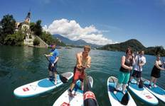 Slovenia SUP Adventure (5 Days) Tour