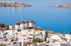 Syros, Tinos & Mykonos Island Hopping 7D/6N Tour