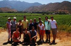Chile Trek and Sip Tour