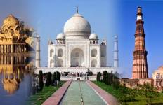 Luxury Golden Triangle Tour with Khajuraho Tour