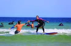 Surf Development Course 8 Weeks Program Tour