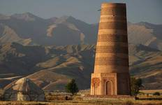The Silk Road (from Tashkent to Bishkek) Tour