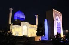 A Week in Uzbekistan Tour