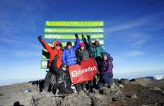 Kilimanjaro Climb Lemosho Route - Family Tour