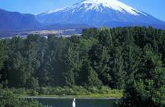 Cycling the Lake District of Chile & Argentina Tour