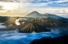 Indonesia Volcano Trek Tour