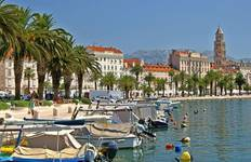 Croatia - Island Hopping Bike Tour (from Split to Hvar Island) Tour