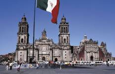 Mexican Fiesta (from Puerto Vallarta to Mexico City) Tour