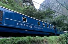 Hiram Binghamto Machu Picchu - From Lima (7 Days Tour
