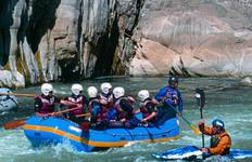 River Rafting Urubamba River With Lunch Tour