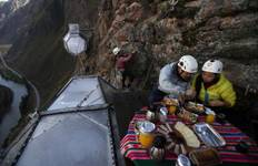 Skylodge Sacred Valley Adventure Tour