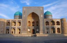 Uzbekistan Silk Road Tour Tour