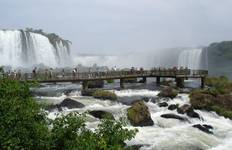 Highlights of Argentina and Uruguay - Iguazu Falls to Buenos Aires Tour