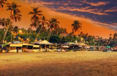 Golden Triangle with Goa & Beaches Tour