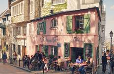 Montmartre Walking Tour Tour