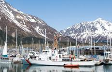 Majestic Alaska with Glacier Discovery Cruise Tour