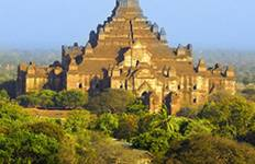 Golden Myanmar & the Alluring Irrawaddy - Northbound Tour