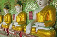 Golden Myanmar & the Alluring Irrawaddy with Bangkok - Northbound Tour