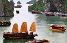 Fascinating Vietnam, Cambodia & the Mekong River with Hanoi, Ha Long Bay & Luang Prabang - Northbound Tour