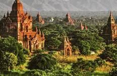 Golden Myanmar & the Alluring Irrawaddy with Bangkok - Southbound Tour