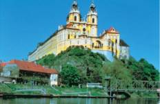 The Legendary Danube - Cruise Only Tour
