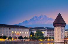 Festive Time on the Romantic Rhine with Lucerne, Paris & London – Northbound Tour