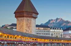 Romantic Rhine with Lucerne Tour
