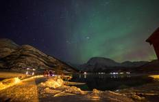 Tromso, The Northern Lights & Dog Sledding Tour