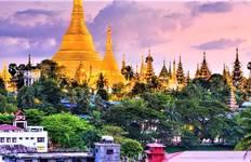 Mingalabar Myanmar Tour