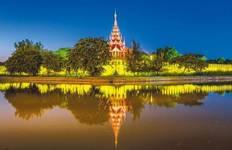 Mingalabar Myanmar with Bangkok & Chiang Mai Tour