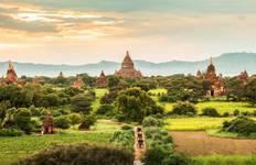 Mingalabar Myanmar with Bangkok, Chiang Mai & Ngapali Beach Tour