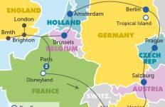 European Magic - Brighton Departure Tour