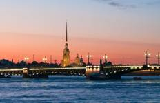 From the Volga to the Neva (8 destinations) Tour