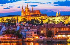 Northern Europe : FROM PRAGUE TO BERLIN Cruise on the Vltava and Elbe Rivers Tour