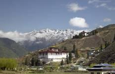 India & Bhutan between Delhi and Kathmandu via Bhutan Tour