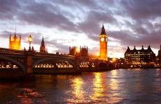 Rome, Paris & London with Extended Stay in Paris Tour