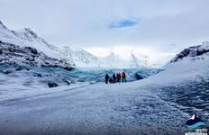 3 Day - Golden Circle, South Coast, Jökulsárlón & Ice Cave Tour