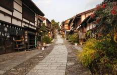 Nakasendo self-guided walking 3 days Tour