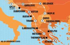 Ultimate Balkan Tour