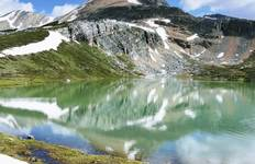 Panoramic Canadian Rockies with Alaska Cruise Tour