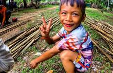 14 Day Discover Cambodia - Givebackpacking Option Tour