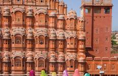 Essence of India with Ranthambore end Jaipur Tour