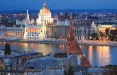 Easy Pace Budapest Vienna and Prague Tour