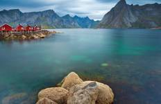 Arctic Circle & Fjords by Rail (from Oslo to Tromso) Tour