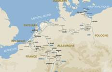 New Year : New Year in Holland and the Romantic Rhine Tour