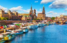 New Year's Eve on the Elbe from Dresden to Berlin (port-to-port cruise) Tour