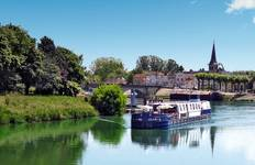 Meandering Along the Burgundy, Saône and Centre Canal Tour