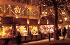 Christmas on the romantic Rhine Tour